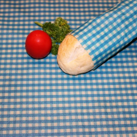 Certified beeswax wrap